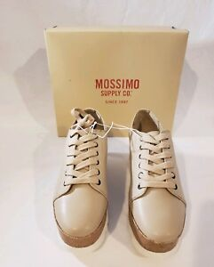 f5d2f283696 Image is loading Mossimo-Supply-Size-9-Juniper-Platform-Tan-Oxfords-