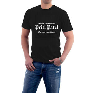 I'm the Do-Gooder Priti Patel Warned You About T-shirt Refugees Tee by Sillytees