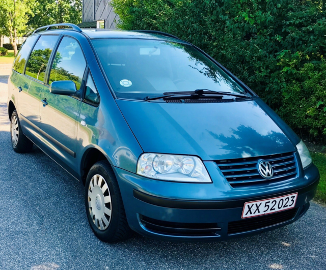 VW Sharan, 1,9 TDi 115 Highline, Diesel, 2001, km 411000,…