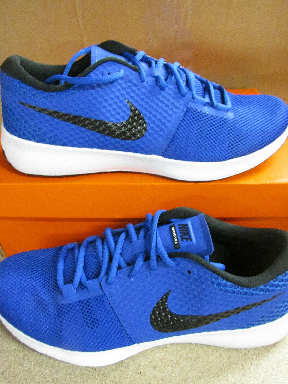 brand new 76e33 84c8e Nike Zoom Speed TR2 Chaussure de Course pour Homme 684621 401 Baskets