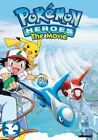 Pokemon 5 Heroes - The Movie DVD