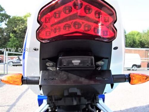 K5 BLACK R/&G RACING TAIL TIDY SUZUKI GSX-R 600 750 K4