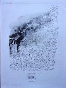 Drawing-Press-By-Sempe-L-039-Fire-2014-Ref-65144