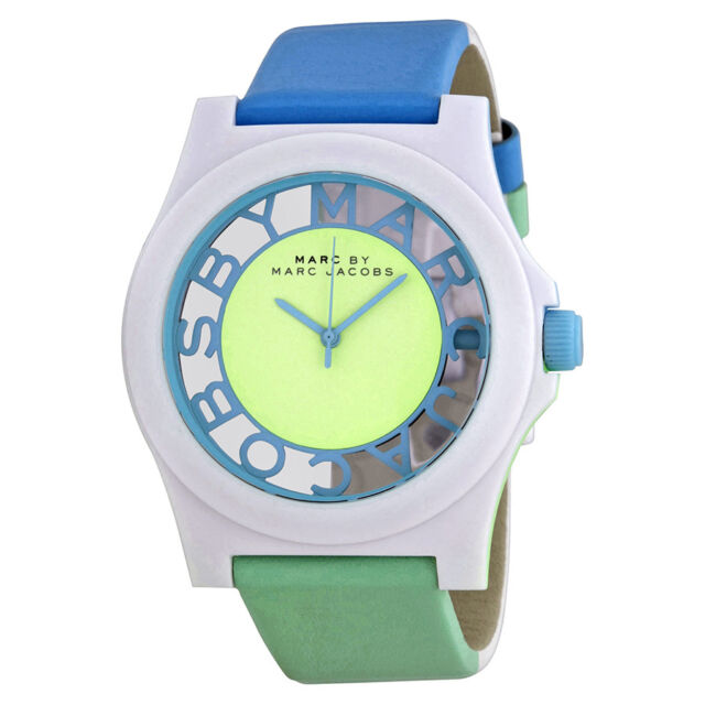 Marc by Marc Jacobs Block Multicolored Ladies Watch MBM4022