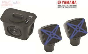 YAMAHA 2019+ FX / Cruiser Audio Package BLUE Subwoofer F3X-H81C0-T0 F3X-H81D0