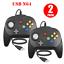 Indexbild 38 - SNES/N64 USB Controller Wired/Wireless Super Gamepad für Windows PC Mac Linux