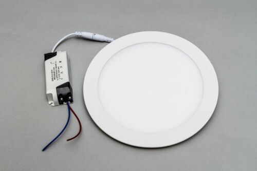 "Led Panel Round 9/"" 22.5cm 4k or 6k Selling Fast grab a bargain Limited Stock!"