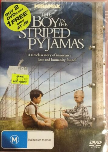 1 of 1 - The Boy In The Striped Pyjamas Movie DVD R4