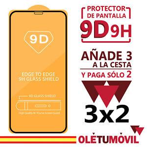 Protector de Pantalla Iphone 11 / 11 Pro / 11 Pro Max  9D 9H Templado