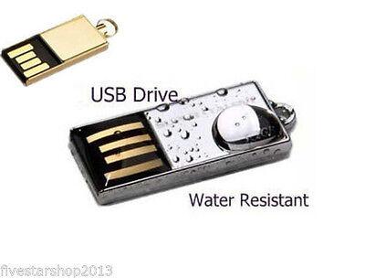 Waterproof Simple USB 2.0 Memory Stick Flash pen Drive 4GB 8GB 16GB 32GB AP242