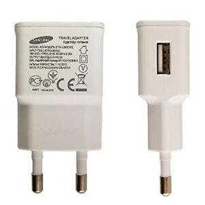 Caricabatterie-Bianco-10W-ORIGINALE-SAMSUNG-per-Wiko-Bloom-e-Wiko-Barry-BK1