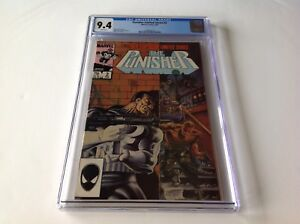 PUNISHER-LIMITED-SERIES-2-CGC-9-4-WHITE-PAGES-GRANT-MIKE-ZECK-MARVEL-COMICS