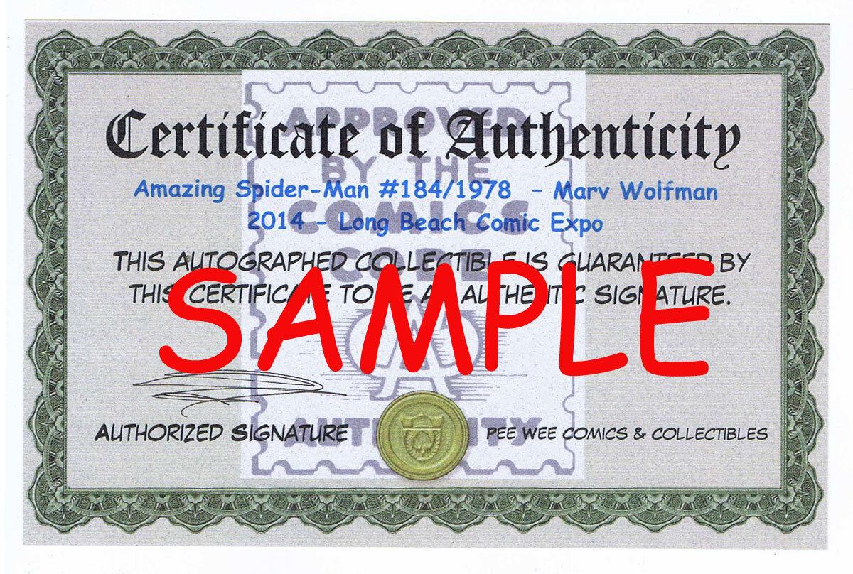 Babylon 5 Ambassador G'Kar, Londo, Delenn Delenn Delenn Signed w COA by Bruce Boxleightner MOC f8def4
