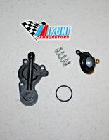 Yamaha Ttr225 , Xt225 And Wolverine Mikuni Carburetor Cover Kit W/diaphragm