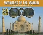 3D Viewer Wonders of the World by Claire Bampton (2014, Hardcover)