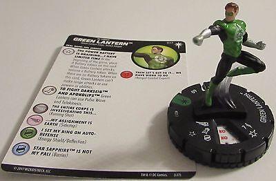 DC Heroclix Elseworlds Green Lantern Uncommon 017