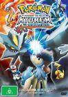 Pokemon The Movie - Kyurem Vs. The Sword Of Justice (DVD, 2013)