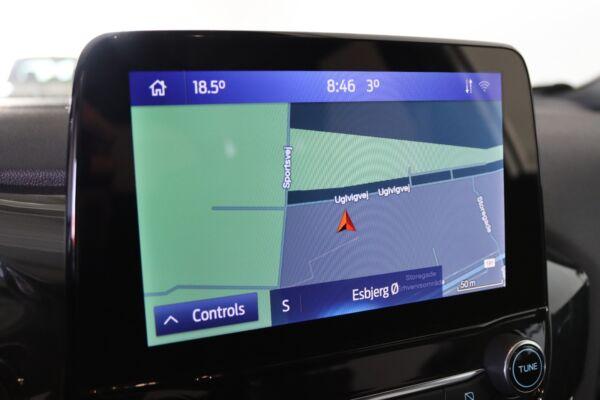 Ford Fiesta 1,0 EcoBoost mHEV ST-Line X billede 12