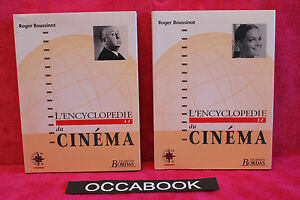 Encyclopedie-du-cinema-Tome-1-et-2-Roger-Boussinot-1995