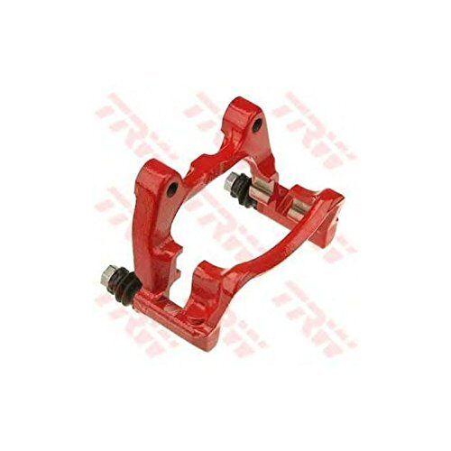 Hinterachse links 1 Halter Bremssattel TRW BDA687 SEAT SKODA VW Hinterachse