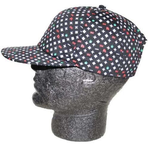 Hatman Multilogo/'s goldclip baseball cap