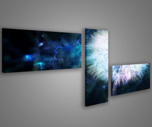 Quadri moderni 180 x 70 stampe su tela canvas intelaiate design moderno MIX-S/_2