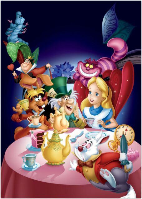 Smurfs Classic Large Movie Poster Art Print A0 A1 A2 A3 A4 Maxi