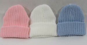 0a1b5e1c91b Image is loading Baby-Babies-Boys-Girls-Woolly-Knitted-Winter-Beanie-