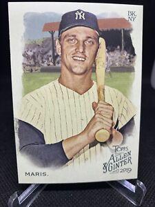 2019-Topps-Allen-and-Ginter-Baseball-128-Roger-Maris