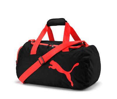 Puma Intersport Core Small Bag Sporttasche schwarz rot 76817 01 | eBay