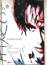 CURE Bloodflowers 2000 UK magazine ADVERT/Poster/clipping 11x8 inches