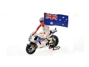 MINICHAMPS-1-12-MOTO-DUCATI-DESMOSEDICI-GP09-FIGURINE-Casey-STONER-AUSTRALIE
