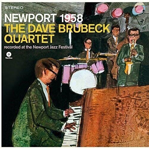 Paul Brubeck - Newport 1958 [New Vinyl LP] Spain - Import