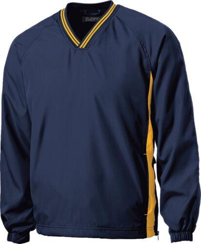 ZUZIFY Tall V-Neck Raglan Wind Shirt NL0523