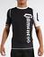 Gameness Black Short-Sleeve Pro Rank Rash Guard