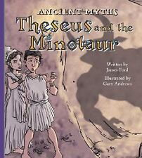 Theseus and the Minotaur (Ancient Myths (Picture Window Books)), Ford, James, Ac