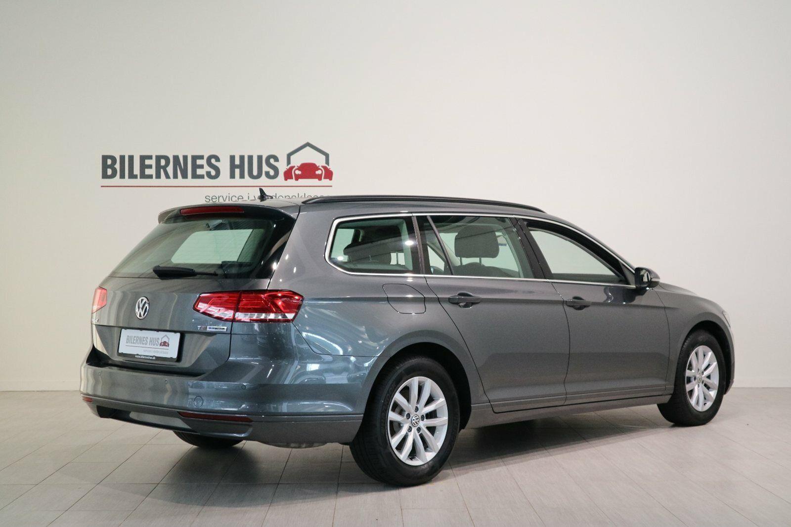 VW Passat 1,4 TSi 150 Comfortline+ Vari. DSG - billede 1