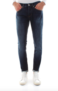Dondup-Jeans-Uomo-Mod-GEORGE-UP232-DS0265-Z77-Nuovo-e-Originale-AI19-20