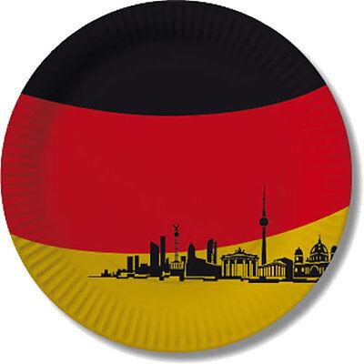 * DEUTSCHLAND * - Alles zur Mottoparty - Berlin BRD Germany Schwarz Rot Gold