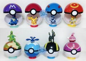 9Pokemon-Pokeball-Pop-up-7cm-Cartoon-Toy-Plastic-BALL-Pikachu-Monster-Xmas-BL