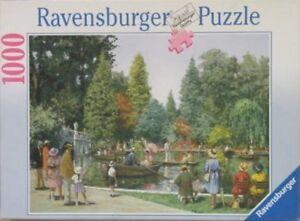Ravensburger-SUNDAY-ON-THE-LAKE-Alan-King-1000-Pieces-Jigsaw-Puzzle
