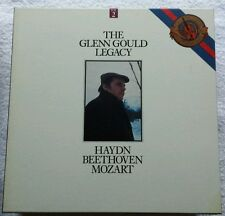 THE GLENN GOULD LEGACY: HAYDN BEETHOVEN MOZART LP BOX SET NM VINYL