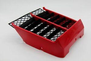 New Vitos Performance Yamaha Banshee Plastic Radiator Cover Grill Red