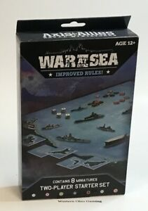 A-amp-A-War-At-Sea-Two-Player-Starter-Set-READ-NEW-Axis-amp-Allies-Naval-Miniatures