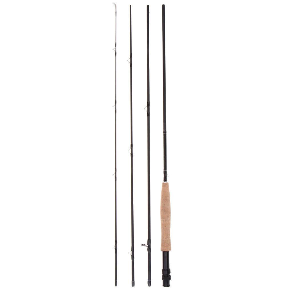 Fly Fishing Rod Carbon Fiber Fishing Rod 2.7m Medium Fast Action Fly Rods