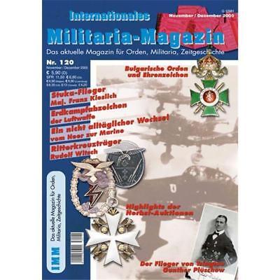 Internationales Militaria-Magazin IMM 117 Ritterkreuz Pour le Mérite HJ Kolonie