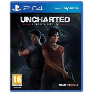 SONY-PS4-Uncharted-L-039-Eredita-039-Perduta