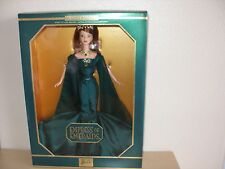 1999 EMPRESS OF EMERALDS ROYAL JEWELS COLLECTION BARBIE DOLL