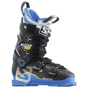 26 Acerca Original X Max Alpino Descenso Hombres De Botas Salomon Esquí Nuevo Título Mostrar Talla Detalles 120 WHEID9Y2