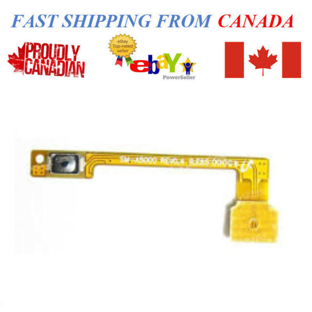 Samsung Galaxy A5 2015 SM-A500FU Power Button Flex Cable